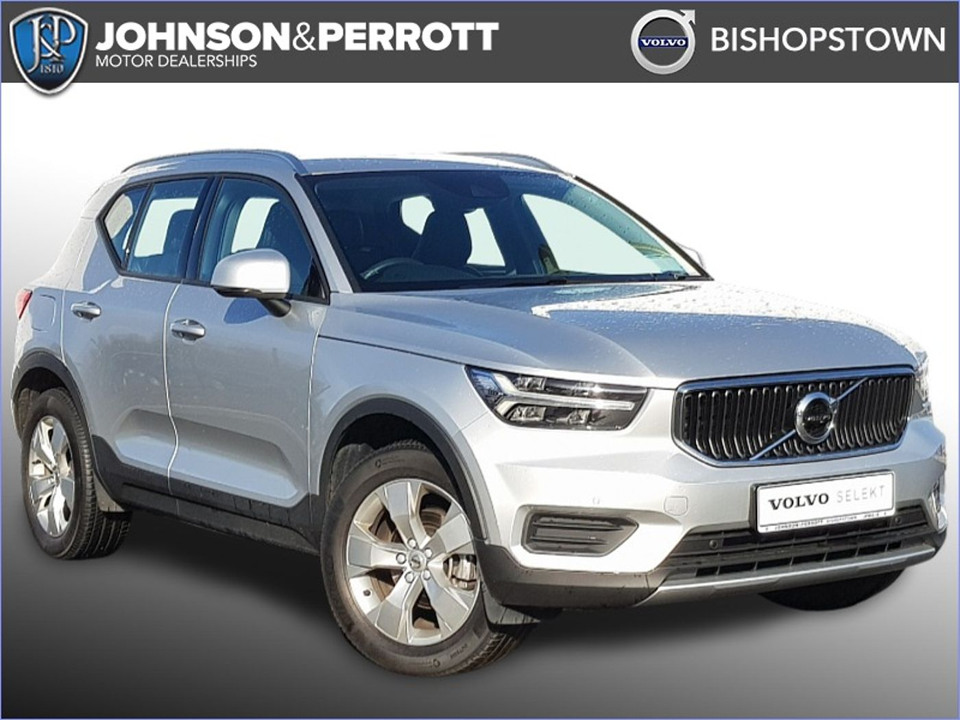 Volvo  T3 Momentum (Leather Upholstery, Rear Camera, Power Tailgate)