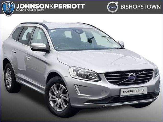 Volvo XC60 D4 SE Nav Automatic (Leather Upholstery, Navigation, Cruise Control)
