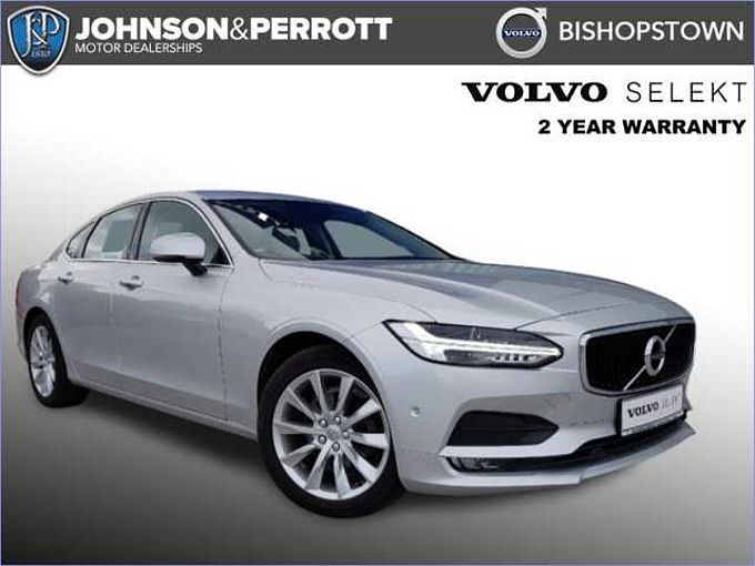 Volvo S90 D3 Momentum Pro Auto (Park Assist Pilot, Rear Camera, Power Drivers seat)