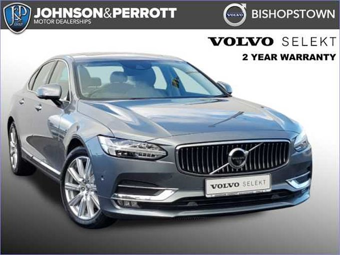 Volvo S90 D4 Inscription Automatic (Booster Cushions, Sunroof, 360 Camera)