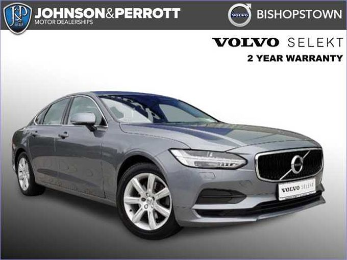 Volvo S90 D4 Momentum Automatic (BLIS, Heated steering wheel, Rear Camera)