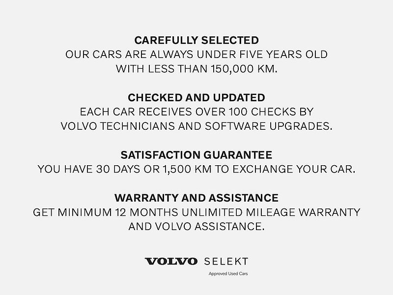 Volvo  D2 Momentum (Leather Upholstery, LED Headlights, Rear Camera, Rear Sensors